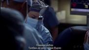 Анатомията на Грей Сезон 11 Епизод 19 Бг.суб
