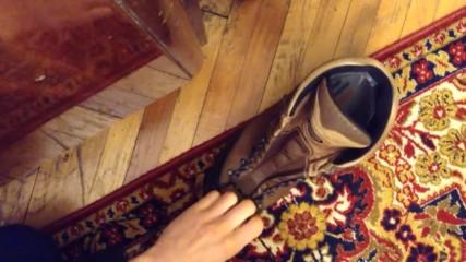 Как се слагат вързалки на обувки и защо са дълги.