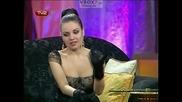 Невена Цонева В Шоуто На Азис 18.12.2007 High-Quality