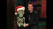 Jeff Dunham on Jay Leno
