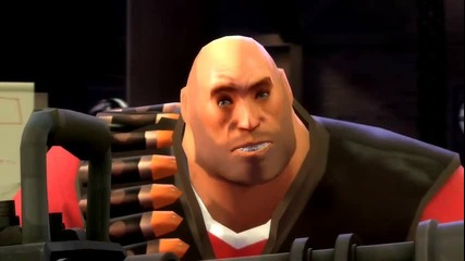 Teamfortress 2 Heavy Weapons Guy