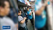 СЛЕД ПОБЕДАТА: Марадона на лекарски преглед