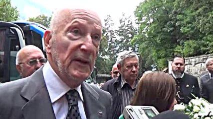 Симеон Сакскобургготски: Грозно е да принуждават към второ изгнание