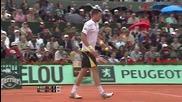 Roland Garros 2009 : Федерер - Сьодерлинг