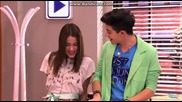 Violetta Momento musical - Vilu y Federico cantan ¨en mi Mundo¨
