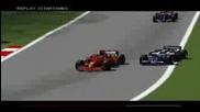 Grid & F1 Overtakes
