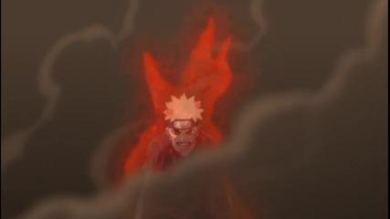 Naruto Shippuuden - Епизод 395 (добро качество) bg sub