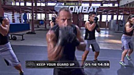 Les Mills Combat_02 Combat 30 - Kick Start