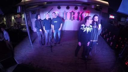 27.01.2015 - Bobi, Dani, Dio, Nadia & Rosen - Scorpions - Rock You Like A Hurricane