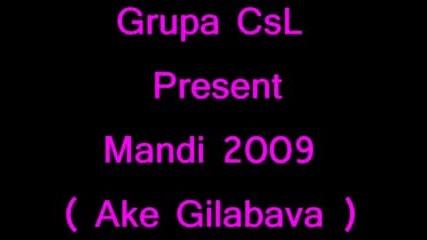 Mandi 2009 2010 Muki 2009 2010 Cita 2009 2010 Djemail 2009 2010 Tallava 2009