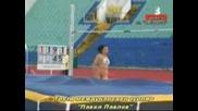 Венелина Венева прескочи 191 см. на турнира Павел Павлов