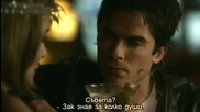 The Vampire Diaries Season1 Episode7 - part3 Hq + Бг Превод