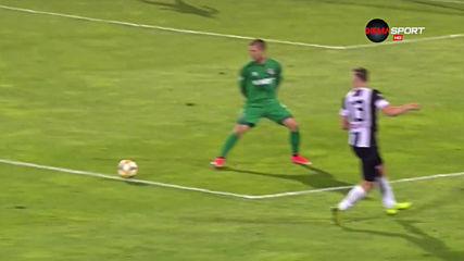 Диниш Алмейда е най-добър при защитниците в 16-ия кръг на efbet Лига