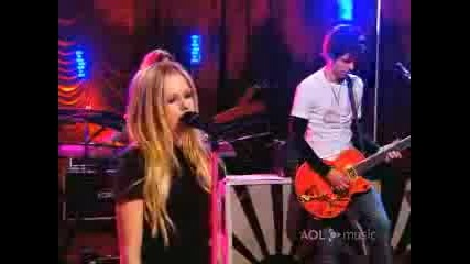 Avril Lavigne - When Your Gone ( Sessions)
