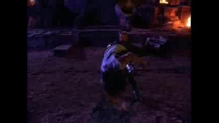 Mortal Kombat 2 - Final Fight