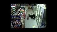 Пияница в магазин ! луд смях !!!