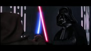 Оби - Уан Кеноби срещу Дарт Вейдър