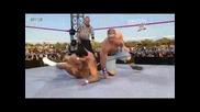 Wwe Randy Orton, Rey Mysterio, Jonh Cena vs Miz, Alberto Del Rio, Wade Barett | Wwe Tttt 2010 -