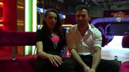 Dancing Stars - Нели и Наско зад кадър