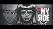 New! Nicki Minaj , Drake, Lil Wayne & Chris Brown - Only (lyric Video)