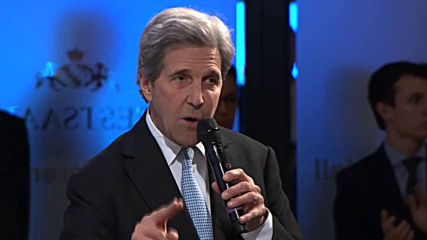 Germany: Kerry 'ashamed' Pence didn't mention climate change at MSC