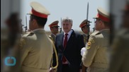 Canada PM Arrives in Iraq on Surprise Visit