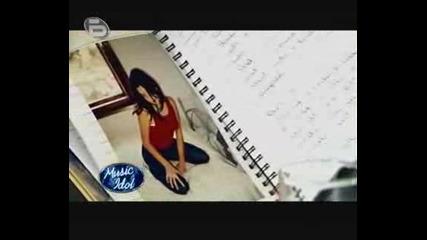 Music Idol 3 - Кастинг В София 09.03.2009 Правят Журито На Психолог