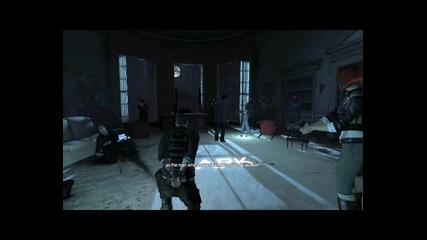 Splinter Cell Conviction: The End