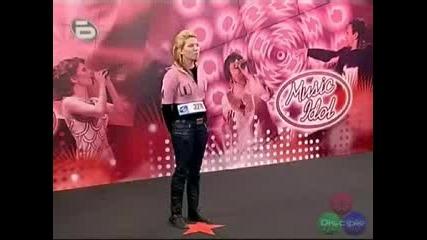 Music Idol 2 Радост Жабова