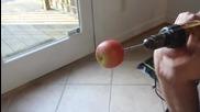 Как да белите ябълки за секунда