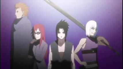 Naruto Shippuuden - Епизод 147 Bg Sub Високо Качество