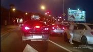 Бой на пътя и автомобилни катастофи - Септември 2014