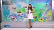 Прогноза за времето (26.02.2016 - централна)
