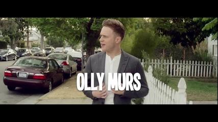 * Превод * Olly Murs ft. Flo Rida - Troublemaker ( Официално видео )