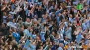 Manchester City vdigna Kupata na Anglia sled 35 godini bez trofei