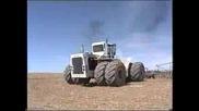Най - Мощният Трактор В Света