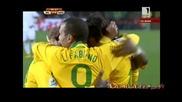 Бразилия с/у Чили 3 - 0