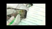 Samsung Gt S5230 разглобяване