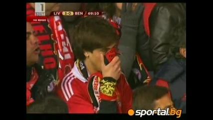 Liverpool 4:1 Benfica 08.04.2010