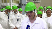 Belarus: Fuel loading begins at Astravets nuclear plant