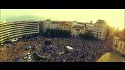 Видеото което развълнува много поддръжници на протеста