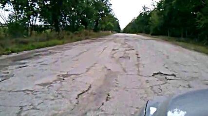 """""""Моята новина"""": Бомбардирания околовръстен път на Добрич"""