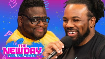 Mega Ran on helping The New Day prepare for their rap battle: The New Day: Feel the Power, Feb. 17, 2020