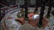 Великденското послание на Папа Франциск