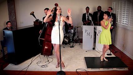 Bad Romance - Vintage 1920's Gatsby Style Lady Gaga Cover ft. Ariana Savalas & Sarah Reich