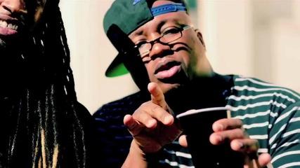 Силна ! •e-40 - I'm Laced ft. Cousin Fik & Dj Fresh Hd