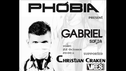 Christian Craken - Phobia 012 @ Vibes Radio Station 22 October 2011