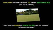 Danie812 Birthday Knuckleball Free Kicks by freekickerz