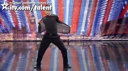 Michael Moral - Britains Got Talent 2011 audition - itv.com_talent - Uk Version-