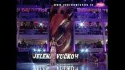 Jelena Vučković - Za moje dobro (Zvezde Granda 2010_2011 - Emisija 35 - 04.06.2011)